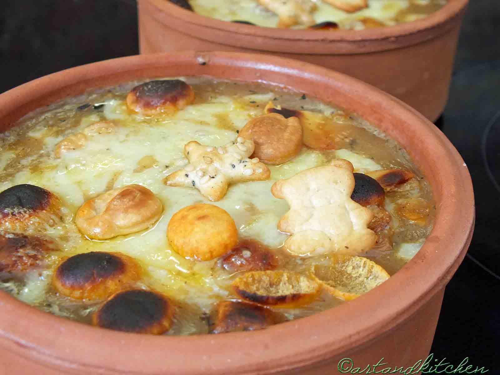 Cozy Onion Soup