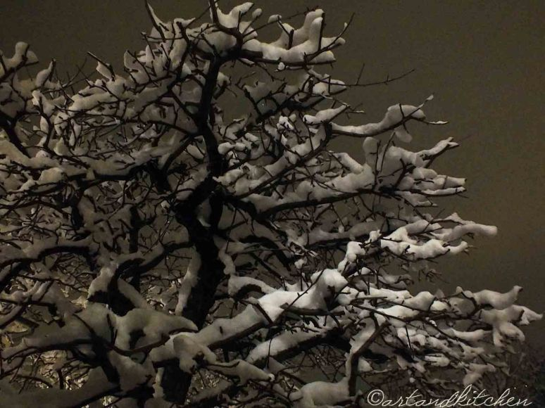 apple_tree_night_snow_original_art