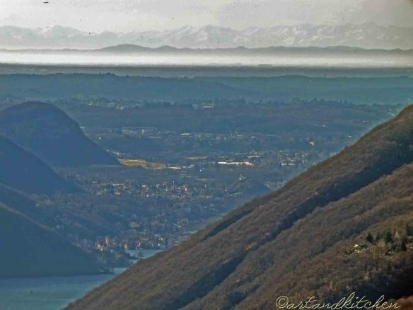 view mount Bre by Lugano tele