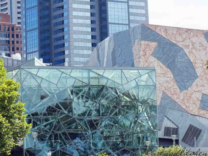 Fed Square Melbourne