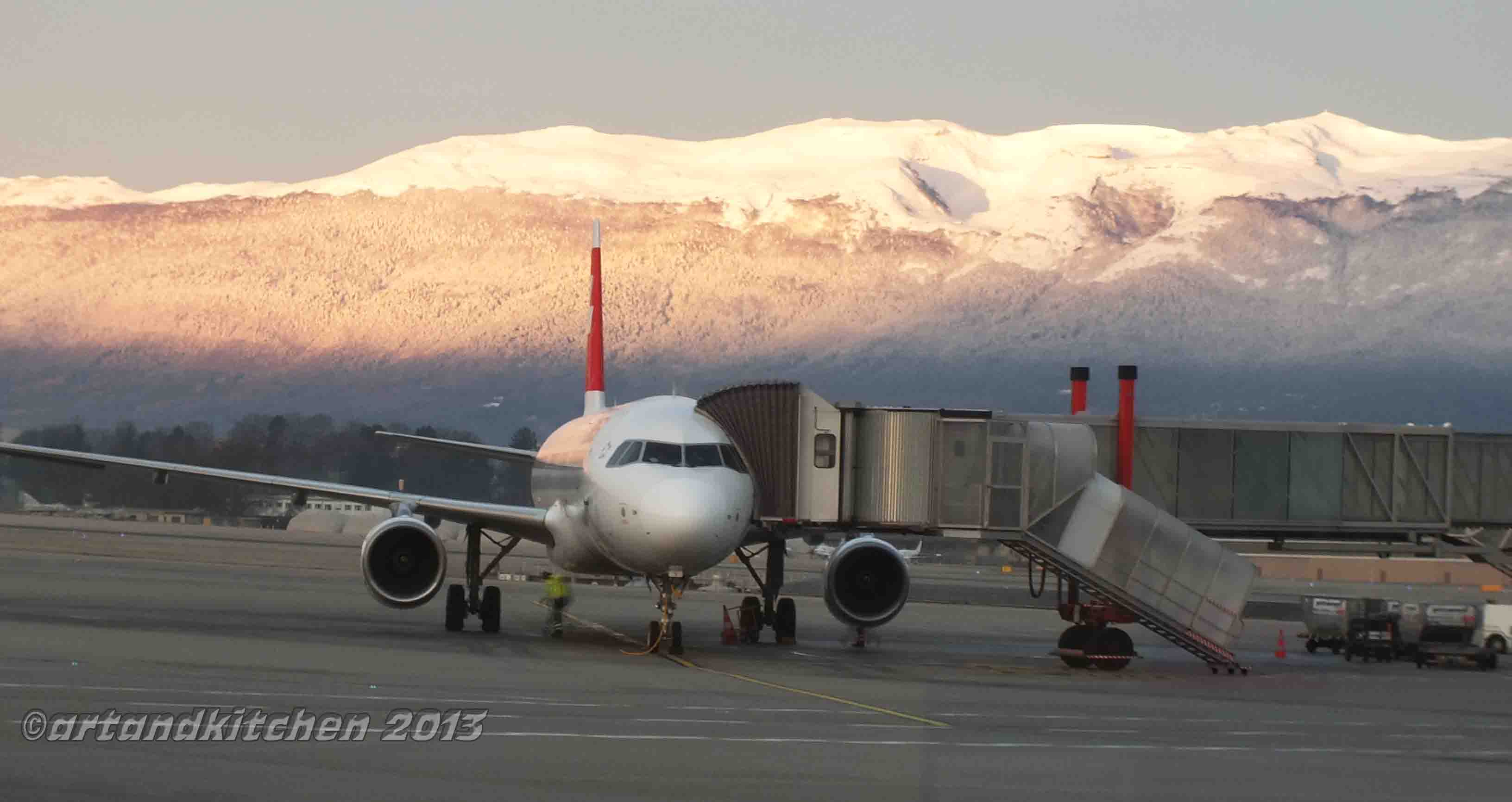 4 weeks australia in pictures view of the alps from