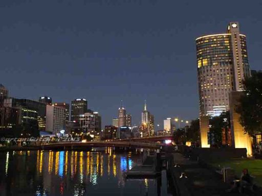 Melbourne by Night 7