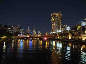 Melbourne by Night 8