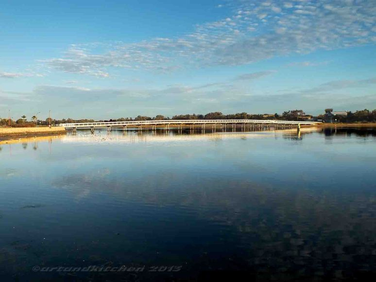 Lakes Entrance Reflections1