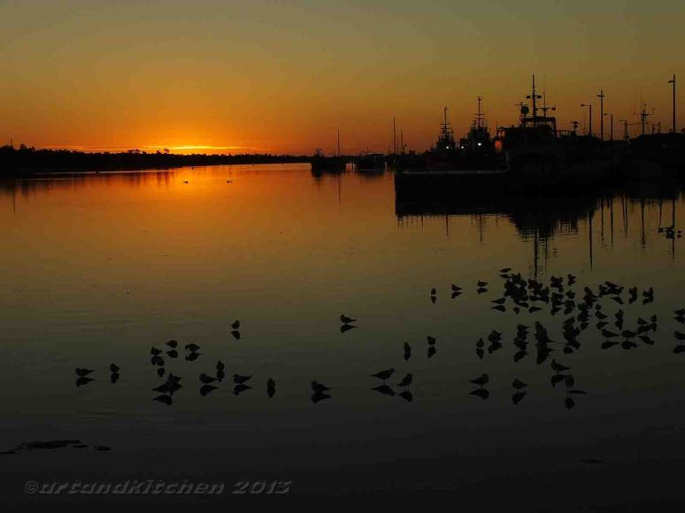 Lakes Entrance Sunset1