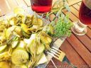 rock samphire salad