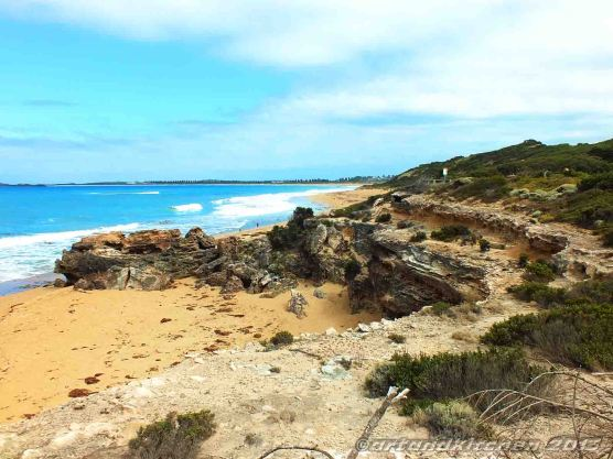 Warranbool and Stingray Bay and Middle Island 1