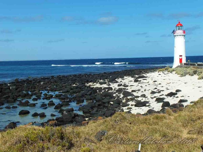 Port Fairy Australia  city photos gallery : Port Fairy Lighthouse