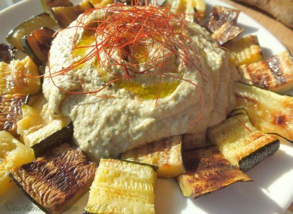 Zucchini Baba Ganoush