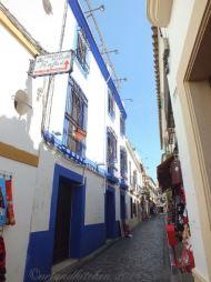 Cordoba narrow roads 3