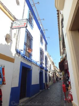 Cordoba narrow roads 3