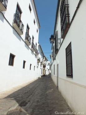 Cordoba narrow roads 5