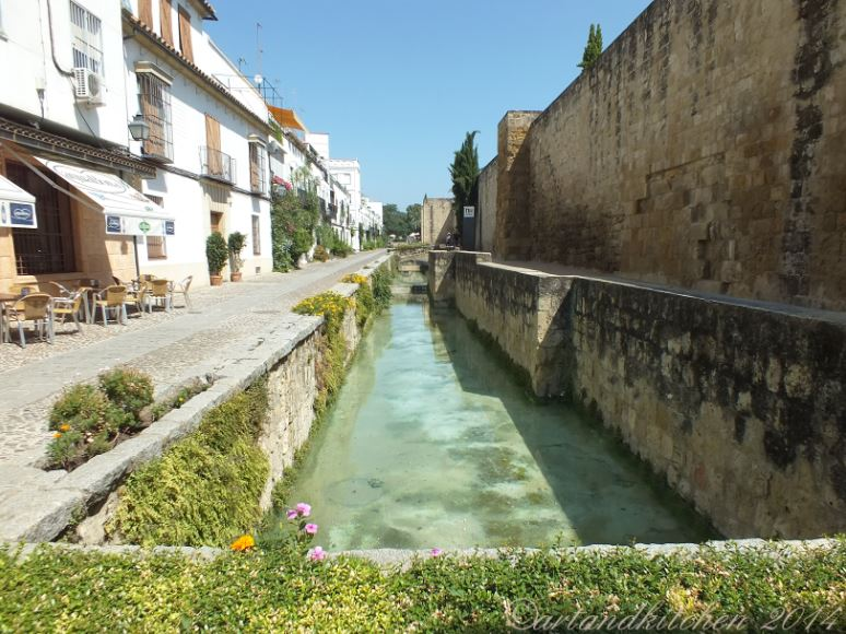 Cordoba narrow roads 7