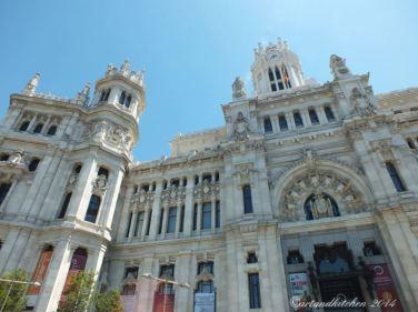 Madrid Paseo de los Recoletos 1