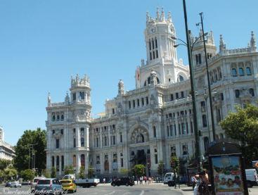 Madrid Paseo de los Recoletos 2