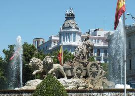 Madrid Paseo de los Recoletos 5