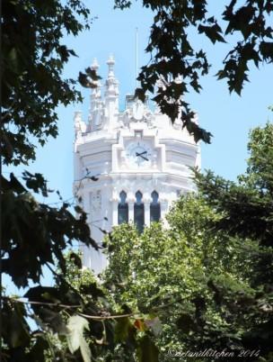 Madrid Paseo de los Recoletos 6