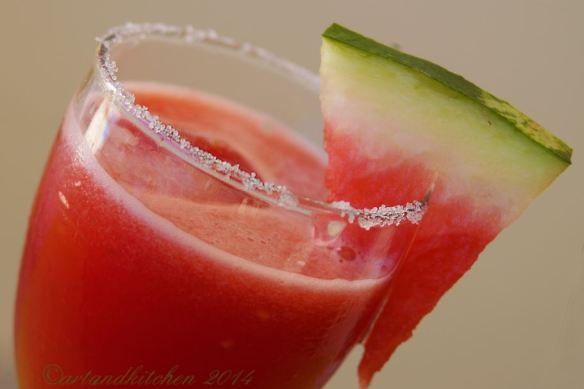 Watermelon Cocktails or Mocktails