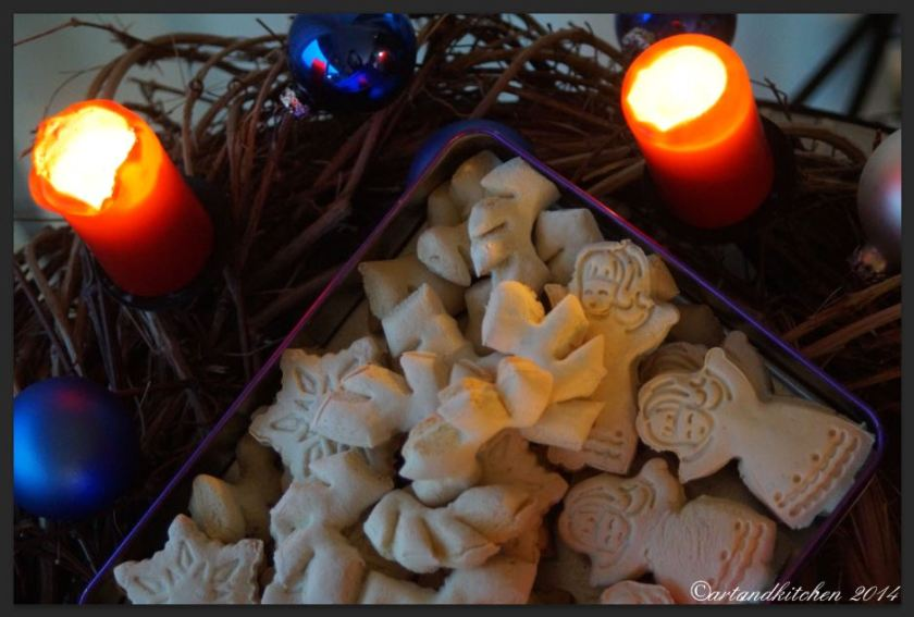 Aniskrabeli and Anisbroetli - Swiss Cookies With Anise 2