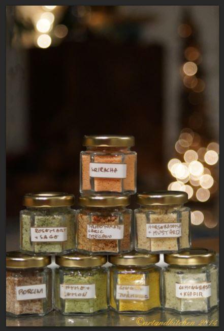Seasoned Salt Collection
