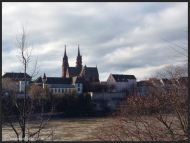 Basel Walking Tour January 2015 _ Münster 1