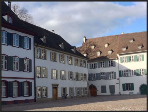 Basel Walking Tour January 2015 _ Münster square 2