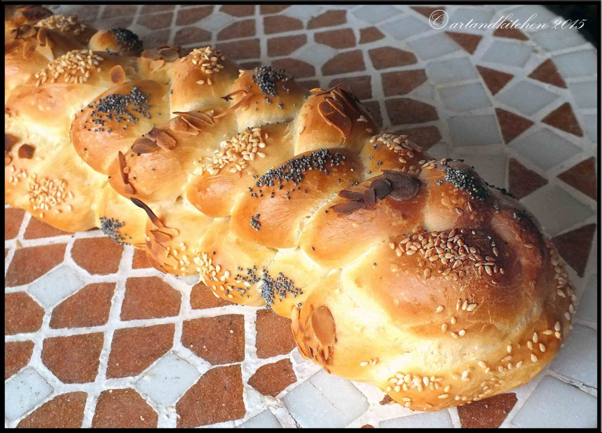 Beautiful Challah