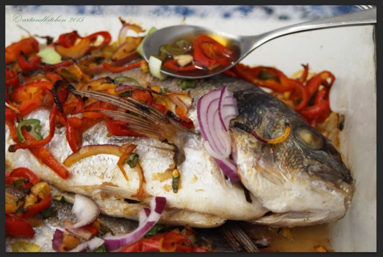 Gingered Fish 2
