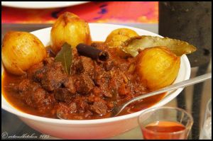 Stifado - Greek Beef Stew