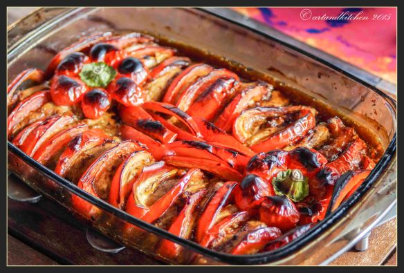 Chicken Bake with Indonesian Soy Sauce 1