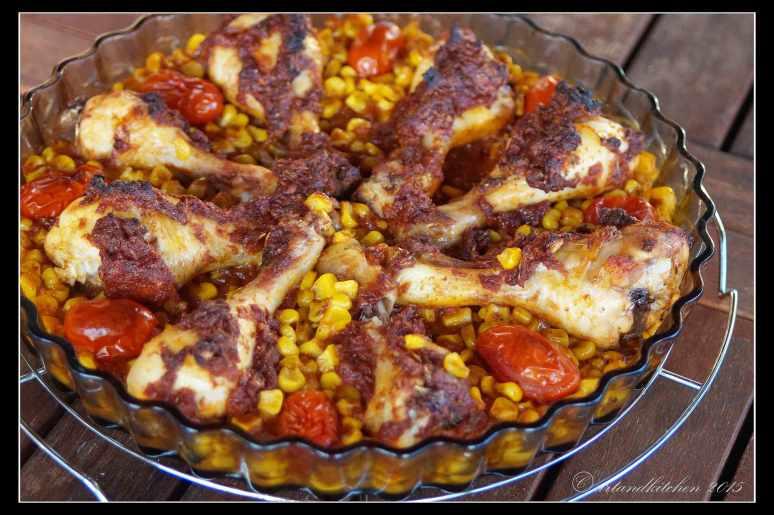 Tex-Mex-Chicken-Drumsticks-with-Corn-1