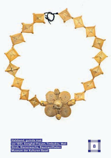 Necklace Timbuktu