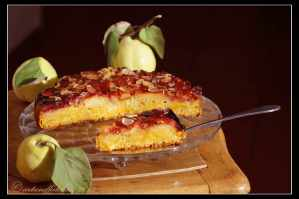 Pumkpin-and-Quince-Cake