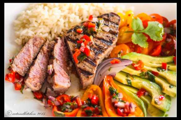 Tuna-Steak-with-Salsa-2