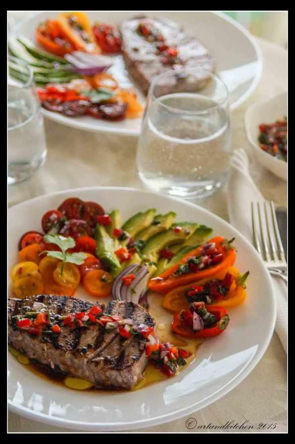 Tuna-Steak-with-Salsa-3