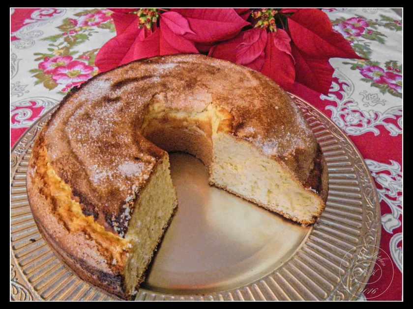 Ciambella-Della-Nonna-talian-Breakfast-Cake