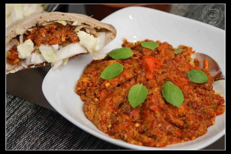 Muhammara – Red Pepper and Walnut Spread | artandkitchen