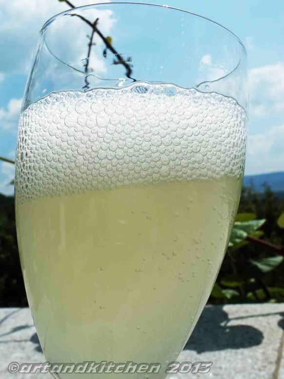 bubbles elderflowers fizz 5