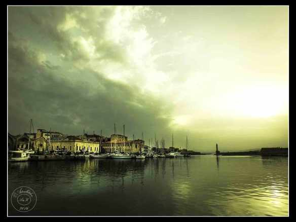 Harbour-of-Chania