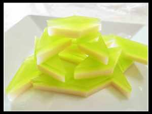 Pandan-and-Coconut-Jelly