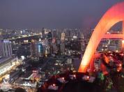 Orange and Pink-Bangkok-Thailand
